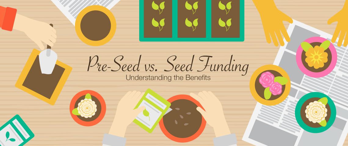 Pre Seed Vs Seed Fundraising Silicon Valley Software Group